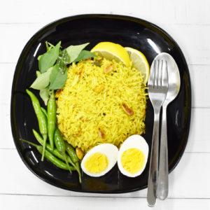 South Indian Lemon Rice