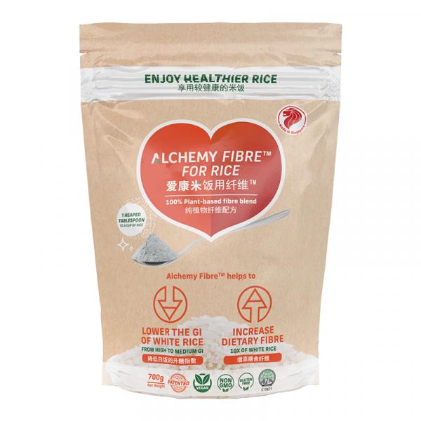 Alchemy Fibre For Rice