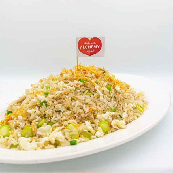 ah yat crystal fried rice with alchemy fibre