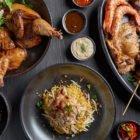 bangkok jam foods grill chicken phad thai grill meat