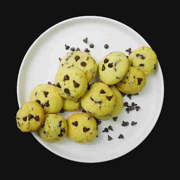chocolate chips cookies premix
