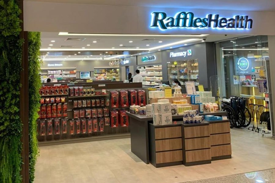 Raffles Medical @ Raffles Hospital