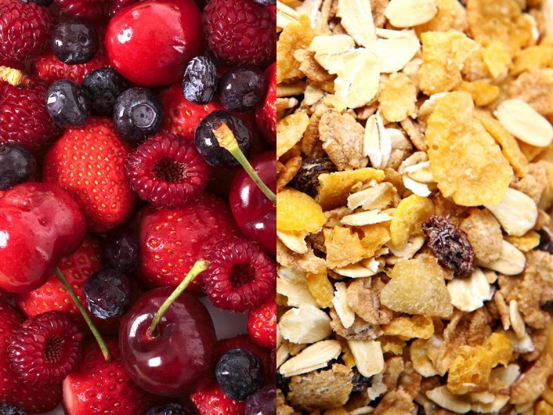 The Differences of Soluble & Insoluble Fibre