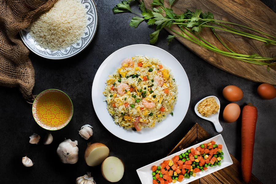 Easy and Healthy Fried Rice Recipe
