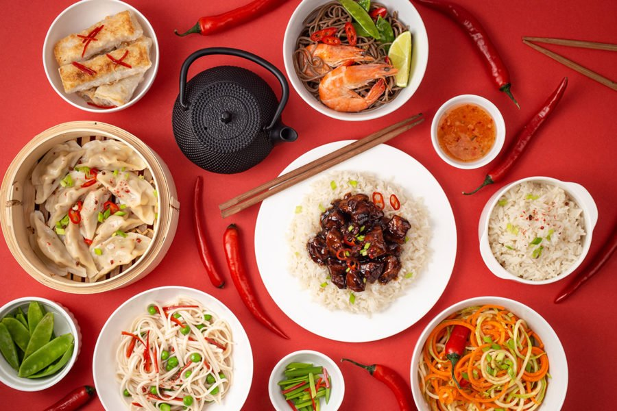 Significance of Chinese New Year Must-Eat Foods