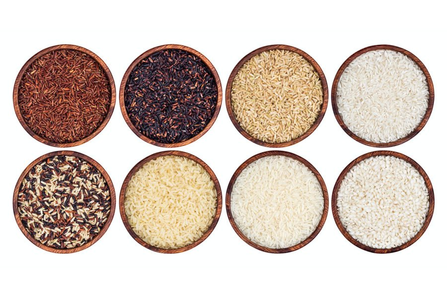 Types of Rice and their Glycemic Index (GI)