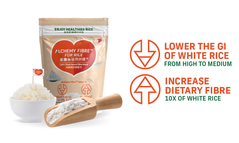 alchemy fibre for rice with benefits