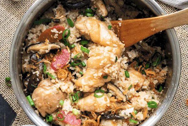 one pot rice