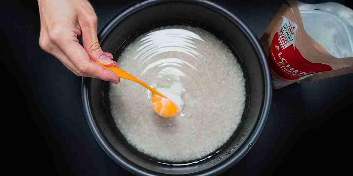adding alchemy fibre for rice