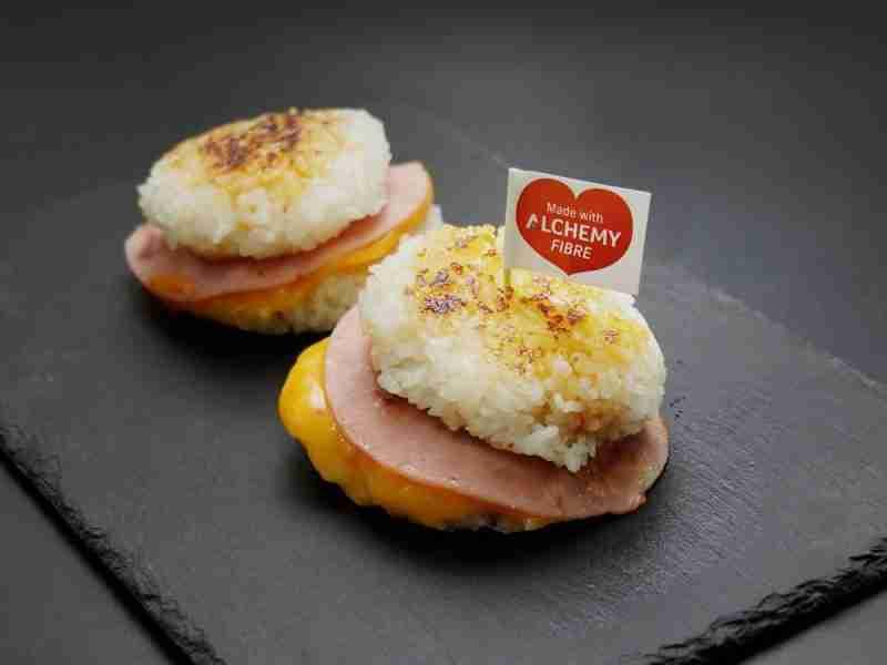 Mos Burger Inspired Breakfast Rice Burger Recipe