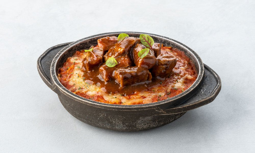 beef baked rice