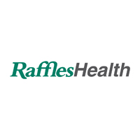 raffles health logo