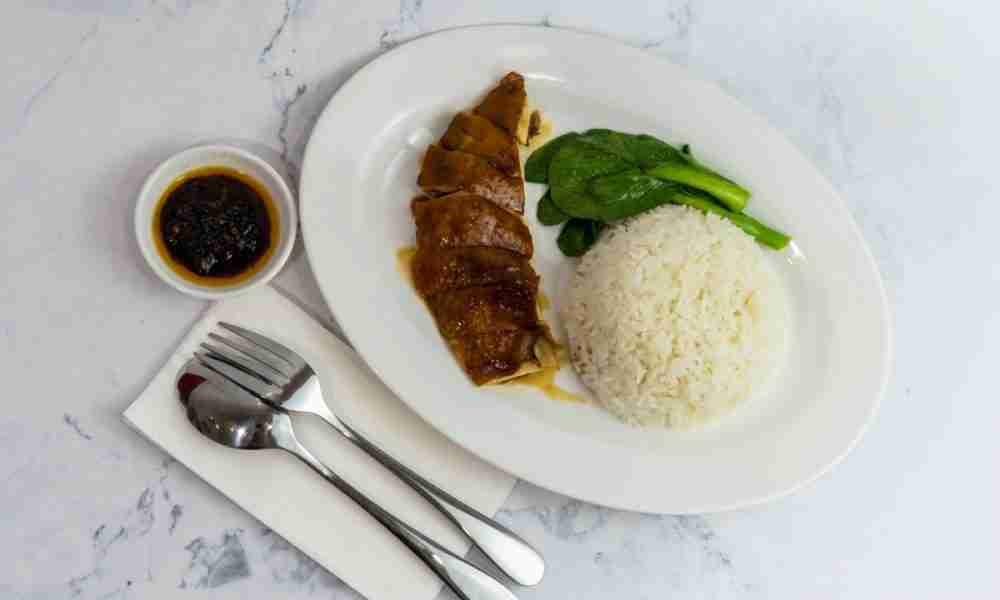 ah yat kitchen roast duck rice