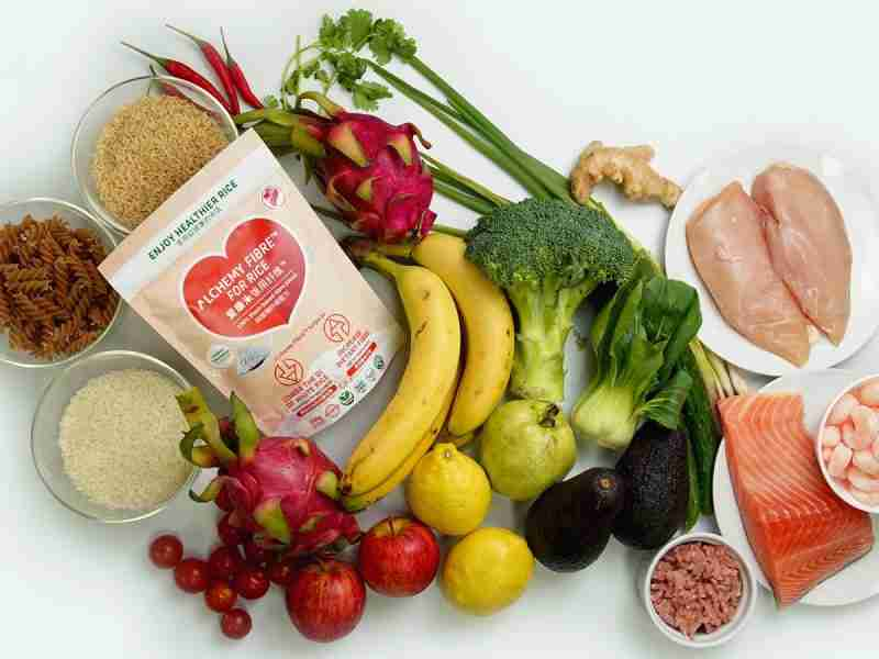 3 Components for a healthy plate